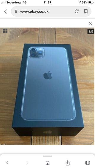 I am selling iPhone 11 Pro Max