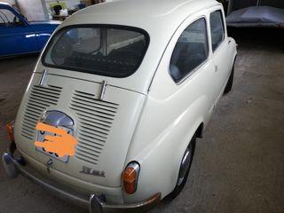 SEAT 600 1969
