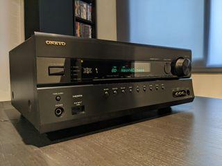 ONKYO TX-SR608B/ AVR 7.2