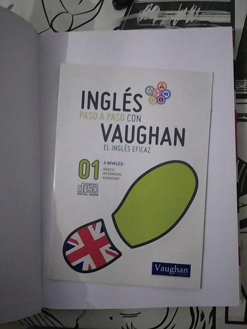 Curso de inglés Vaughan 1