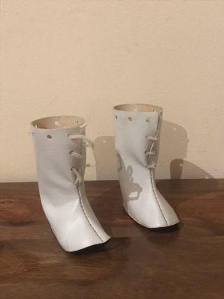 Botas de Piel originales de Nancy