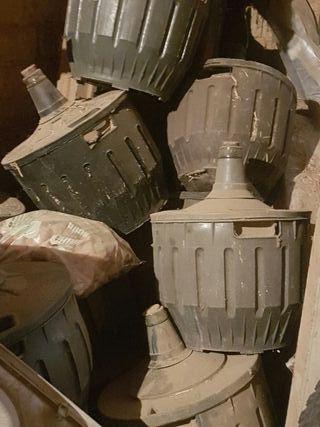 garrafones de 16 litros