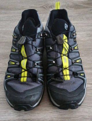 Zapatillas salomon X ultra