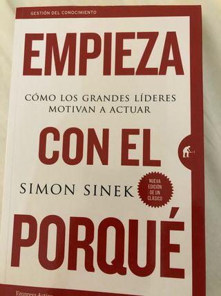 Empieza con el Porqué / Simon Sinek
