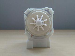 Bomba de desagüe de lavadora