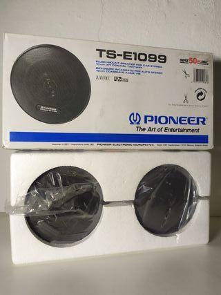Altavoces de Coche Pioneer TS-E1099 nuevos