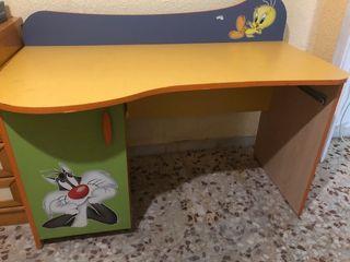 Escritorio Piolín - Looney Tunes