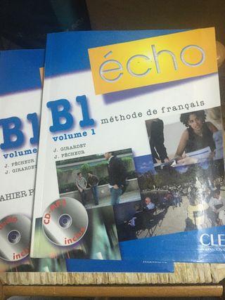 Libro de francés B1