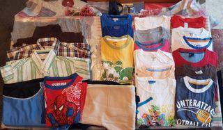 Lote ropa 8 años