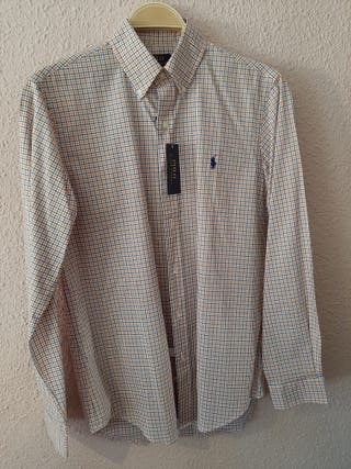Camisa caballero polo Ralf Lauren Nueva
