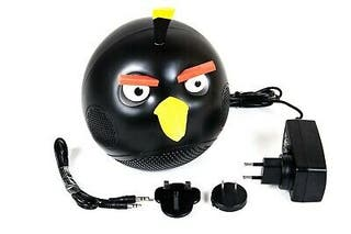 Altavoz portatil Gear4 (Angry birds)
