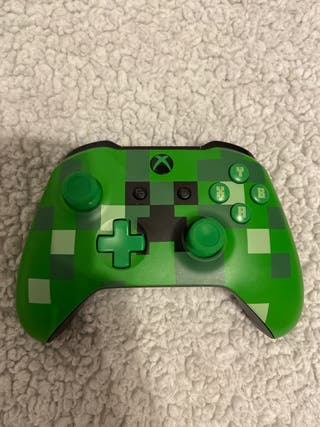 Mando Xbox one edición Minecraft