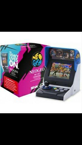 Consola Neogeo Mini