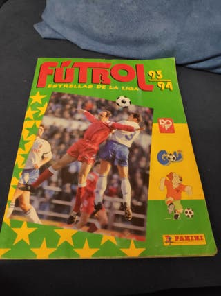 album completo fútbol 93/94