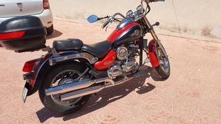 Moto Daelim Daystar 125 cc