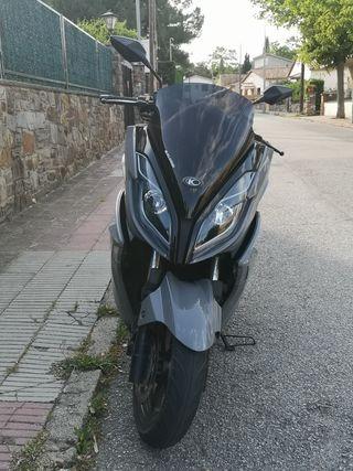 kymco KXCT 125 ABS