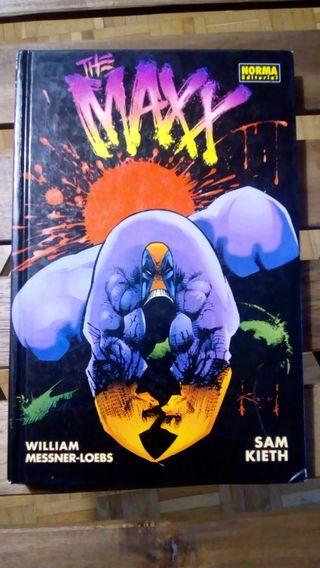 The Maxx Sam Kieth Tomo 1 Norma