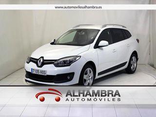 Renault Megane SPORT TOURER 1.5 DCI 95 BUSINESS ECO2 5P