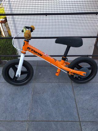 Bicicleta bebé