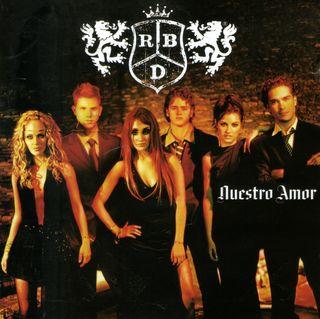 RBD: Nuestro amor.