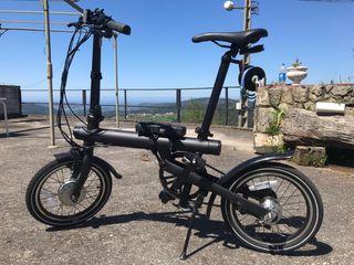 Bicicleta Xiaomi Qicycle