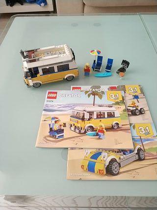 Surfmobile, Lego Creator 31079