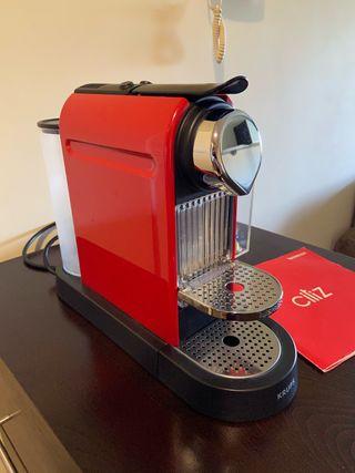 Cafetera cápsulas Nespresso Krups Citiz