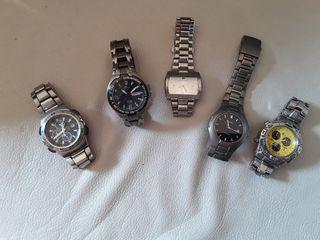 colección de relojes vendo por necesidad