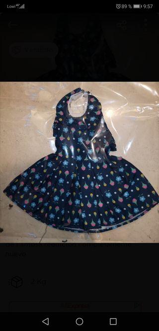 OFERTA Precioso vestido Puzzle original de Nancy