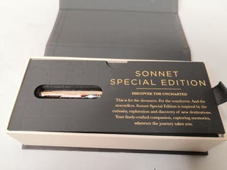 Pluma estilográfica Parker Sonnet Special Edition