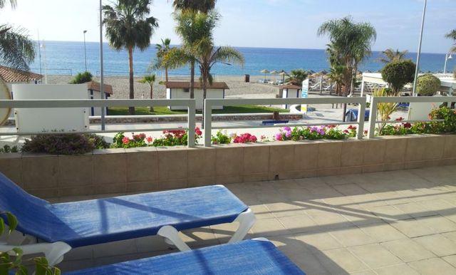 Apartamento en Burriana, gran terraza!! (Nerja, Málaga)