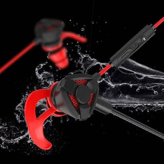 Dynamic Noise Reduction In-Ear Wired Earphones Gam
