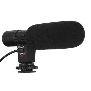 MIC-01 Stereo Camcorder Microphone for Nikon Canon