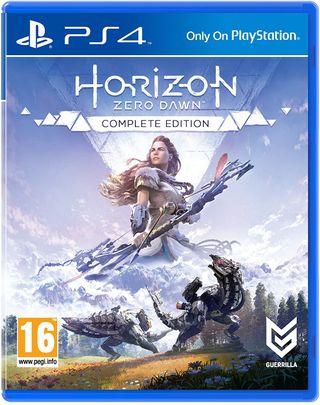 Tomb Raider + Horizont Zero Down PS4