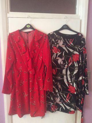 Two Vera Moda Dresses