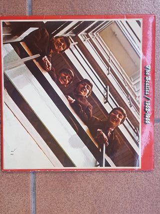 Disco Vinilo the Beatles 1962/ 1966