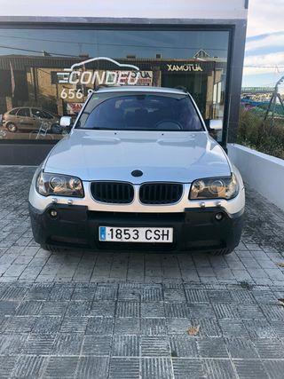 BMW X3 3.0 AUTOMATICO