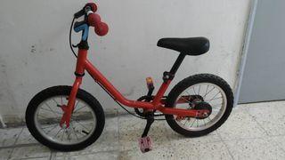 """Bici infantil de 14"""""""