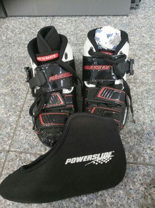 botas patin velocidad nuevos Powerslide