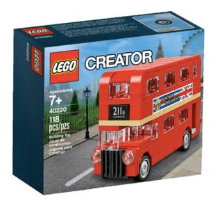 Lego 40220 Creator London Bus