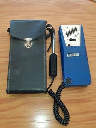 detector de fugas tif 5550