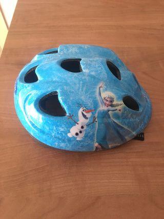 Casco Frozen bici