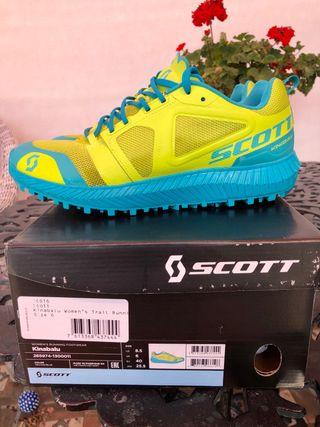 Zapatillas Scott Kinabalu, Trail mujer