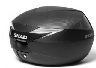 Maleta Trasera para Moto Shad