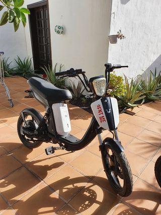 Bicicleta Eléctrica CUCA BIKE