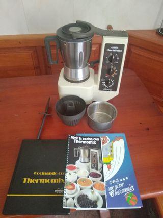 Thermomix 3300 con libros originales