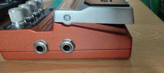 Pedal delay/looper Digitech HardWire DL-8