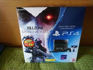 PS4 edición shadow fall