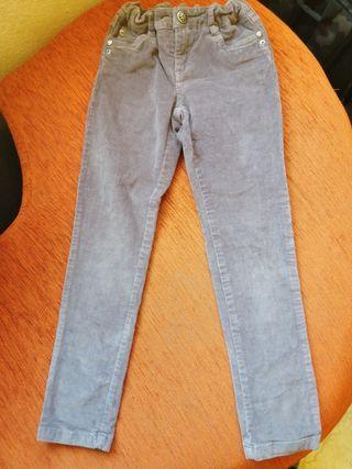 Pantalones niña 5-6