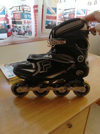 patines en linea Fila
